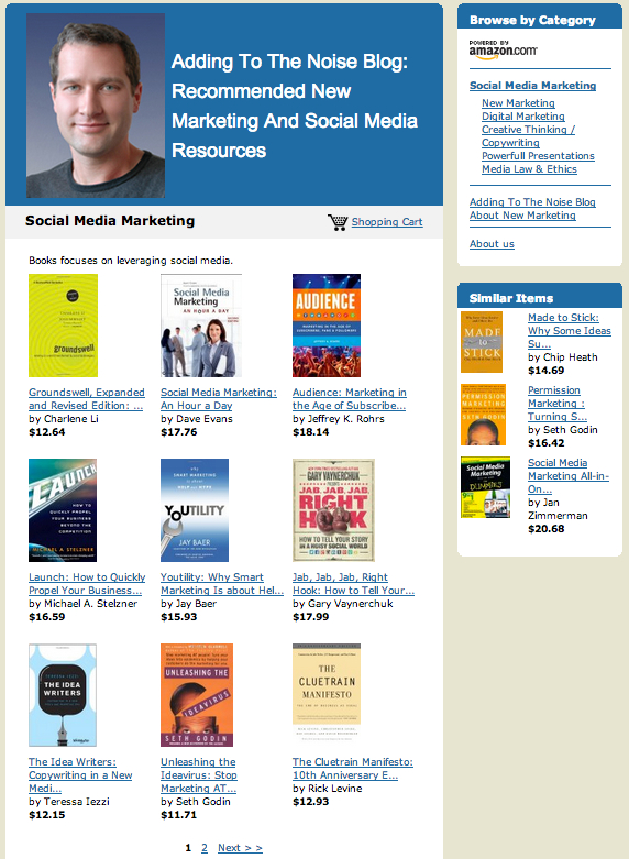 Social Media Books, Social Media Resources, Keith Quesenberry, Keith A. Quesenberry, Social Media Marketing