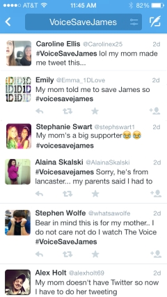 The Voice Save